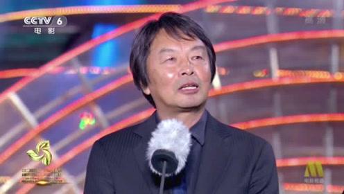 刘震云、李媛电影节颁发最佳编剧奖,《一个父亲的寻肝之路》获奖