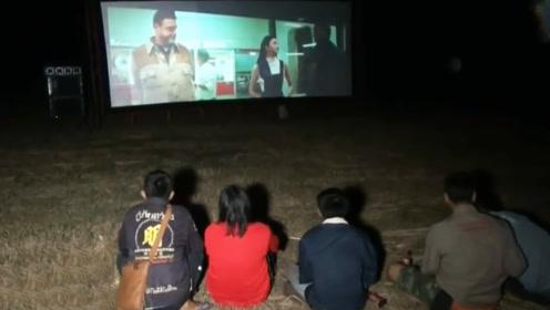 泰国华人家族在墓地放电影给鬼看?背后真相瘆得慌