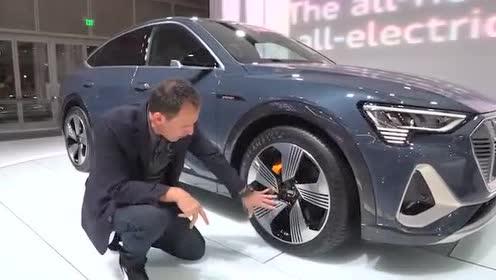 大灯的魅力,全新奥迪e-tron Sportback测试