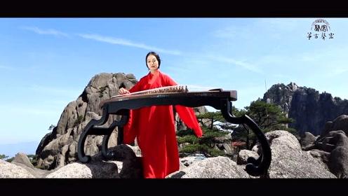 新爱琴古筝推介-135全贝挖筝演奏视频