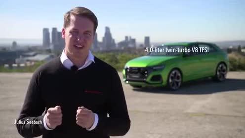 豪华的内饰,全新一代奥迪RS Q8测试