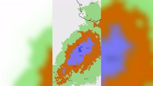 四川绵阳发生4.6级地震 成都等地震感强烈,能量波动图曝光