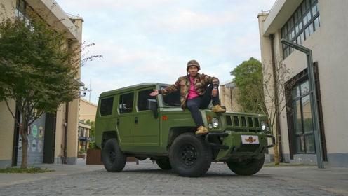 十万块的二手车比大G还霸气!两万公里的北汽勇士值得买吗?