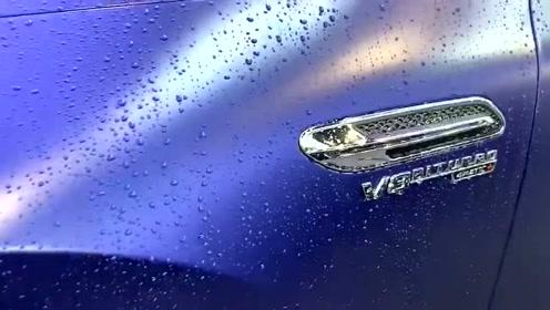 奔驰GT50改装XPEL哑光透明车衣装车效果展示,整体质感提升不少