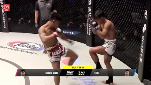 """""""铁人""""罗唐会是泰国拳坛的""""救世主""""吗"""