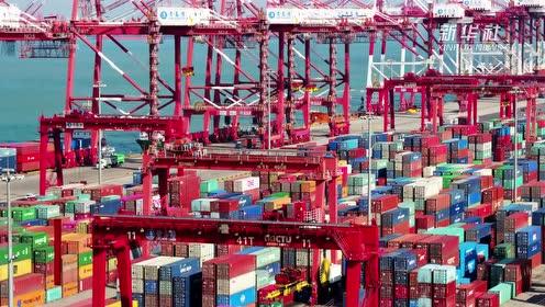 """解读:前11月对""""一带一路""""沿线国贸易高增长有这几个原因"""