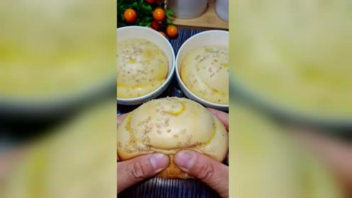 面包这样做,简单好吃,喜欢就试试吧!