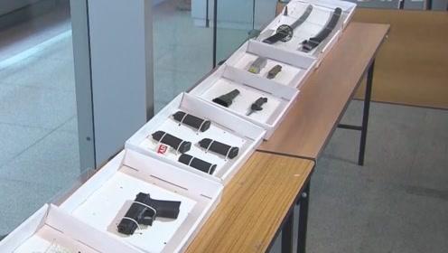 若周日没有检获枪械 香港警方:将是灾难