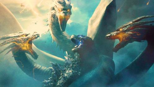 《哥斯拉2:怪兽之王》宿命对决,怪兽电影迎来新篇章