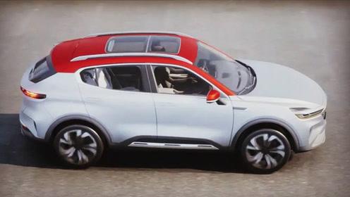 观致终于认真了!全新SUV将登场,一改圆润设计,这次能成功吗?