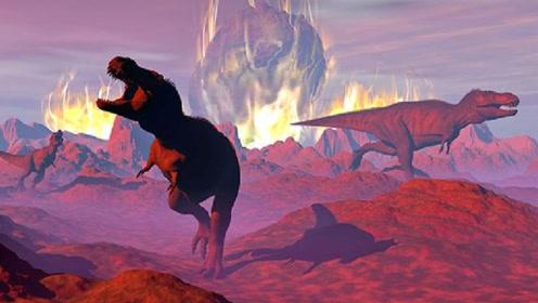 恐龙灭绝真相揭秘,小行星只是导火线,真正的元凶就在地球