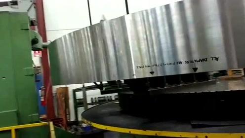 大齿轮的切削加工,这是如何进行的