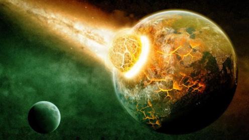 45亿年前地球躲过一劫,人类的出现全靠运气