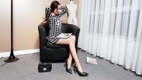 天天穿高跟鞋和长期穿平底鞋的女人,到底有什么区别?看完明白了