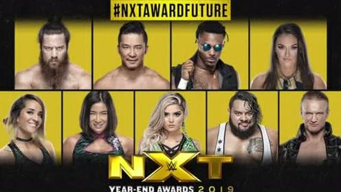 中国女将李霞现场秀捷报频传 提名NXT未来之星号召粉丝们多多支持