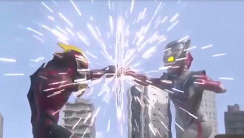 奥特曼:扎心!泰迦小队面对黄毛贝利亚毫无办法,赛罗协助完成绝杀!