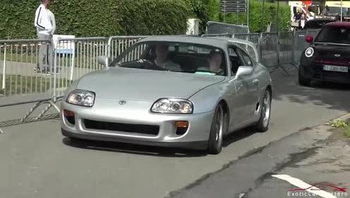 感受外国JDM改装汽车的加速声浪吧!