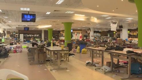 """香港各界谴责学校""""纵暴"""" 又一所大学纵容学生暴力行为"""