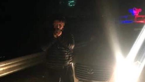 农民工雪夜拼车被弃高速:司机说不远处就是长春 我走了3个小时
