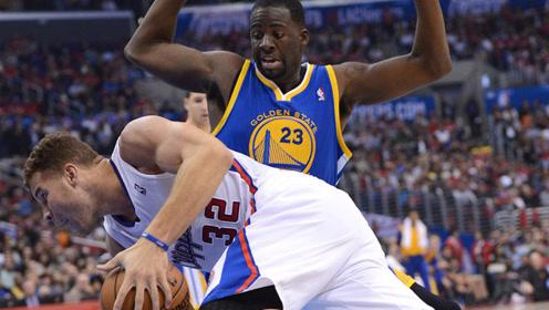 实力与运气并存!NBA赛场失去平衡后的进球大合集