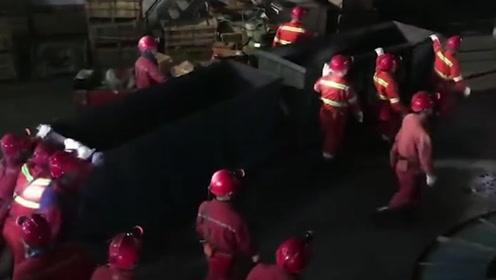 杉木树煤矿透水事故遇难人数再加1人 已致5死13失联
