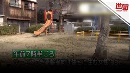 日本发生离奇命案:88岁母亲疑似杀死70岁女儿后自杀