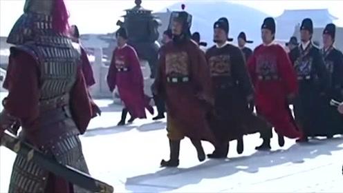 朱棣攻入京城才发现,面对朱元璋留下的部队,自己获胜实属侥幸