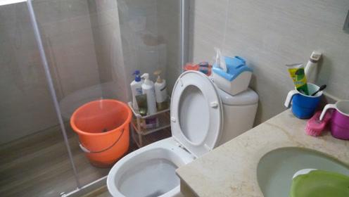 卫生间还在放这几件东西?又脏又不健康,看完抓紧拿走