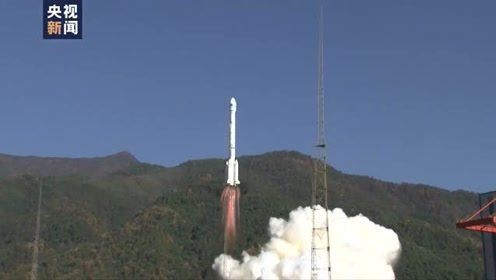 独家视频丨我国成功发射第52、53颗北斗导航卫星