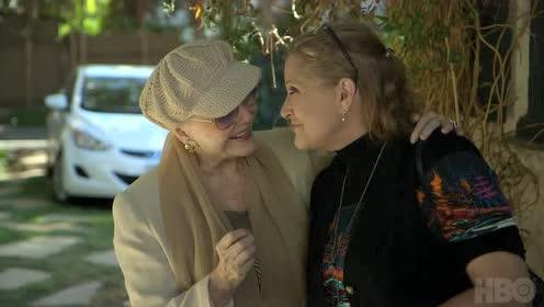"""《明亮之星》""""莱娅公主""""凯丽费雪与母亲的动人往事"""
