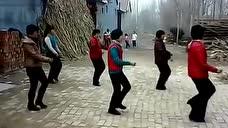 禹城魏寨子中老年广场舞-老公你辛苦了