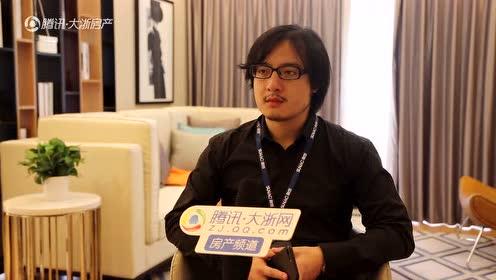 专访:融创金成英特学府营销总监 雷午翼