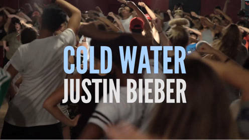 COLD WATER  - Kyle Hanagami编舞舞蹈