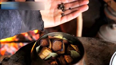 外国人做的四川红烧五花肉,看到最后我竟然不自觉的流了口水
