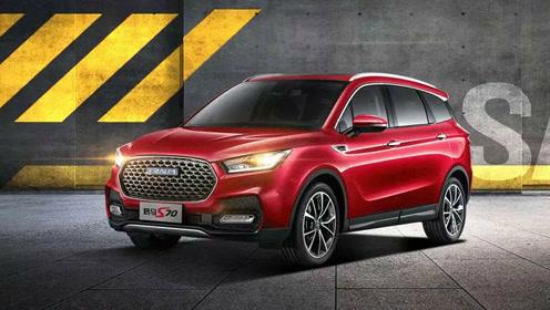 8.19万起!又一款极具性价比的全新中型SUV上市啦!