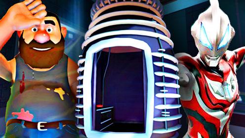 屌德斯解说 自杀伙计 大结局上篇 发现捷德奥特曼里的传送电梯