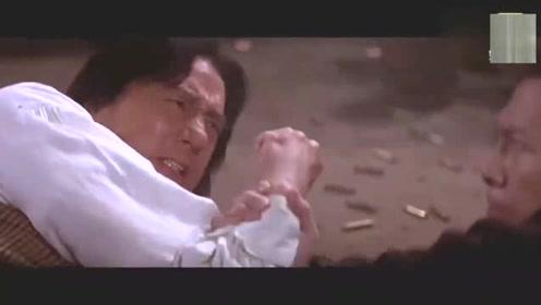 甄子丹和成龙真功夫对决,到底谁更胜一筹?