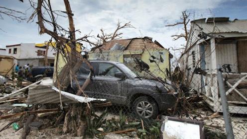 美飓风灾害损失超千亿美元,账单谁来付?