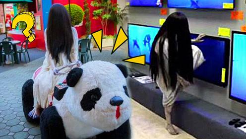 吓哭了!在家玩贞子VR游戏简直是噩梦!