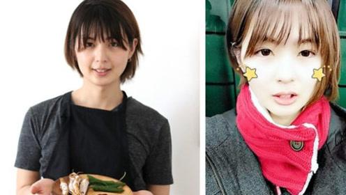 韩国厨师外形似美女 与妻子常被误认为是姐妹