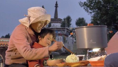珠峰脚下,吃火锅,体验冰火两重天