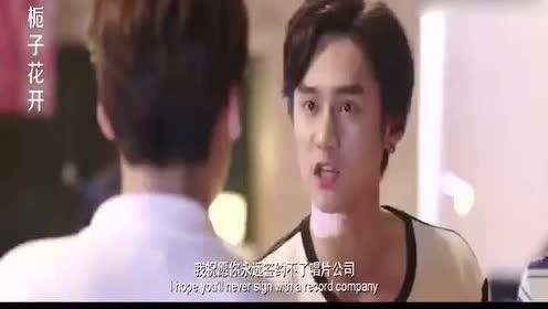 蒋劲夫伤心过度怒怼李易峰:你一辈子都练不好吉他,李易峰怒了!