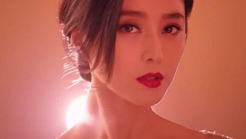 范冰冰为法国200年唇膏品牌拍摄的广告,简直美得不要不要的