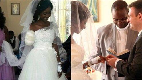 新娘婚礼前夕意外发生了这事!五天后仍照旧完婚