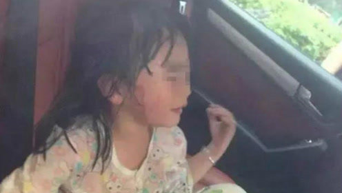 夏天把孩子独自放在车内真安全吗?