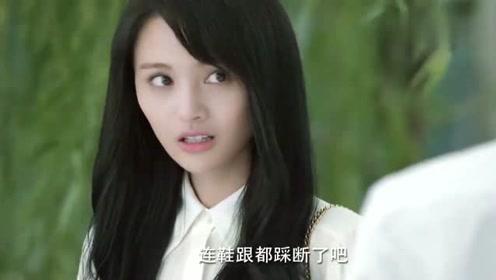 经典:《微微一笑很倾城》杨洋郑爽的第一次见面,好巧