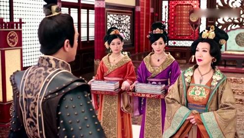 宫心计2 任中郎怀疑章尚宫,平王妃及时出现