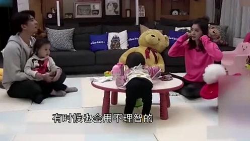 贾静雯发文回应网友恶意言论,请用宽容的眼神去看待孩子!