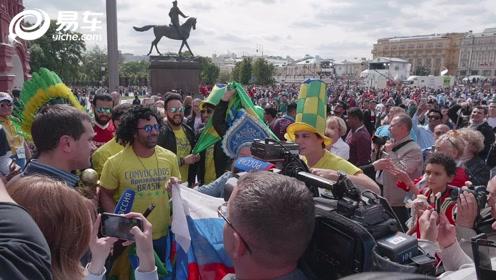 直通俄罗斯易起菱动 千呼万唤的世界杯终于打响啦
