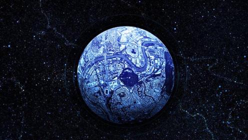"""科学家最终证实月球是空心的,月亮或是巨型""""太空船"""""""